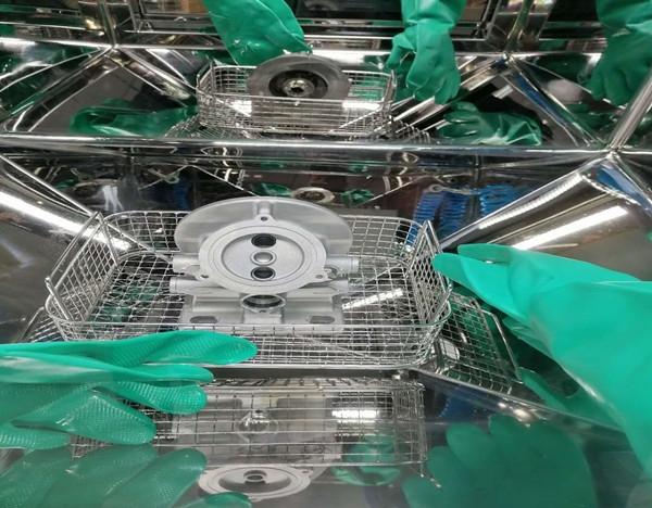 过滤器清洁度清洗